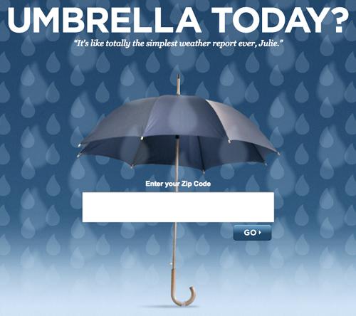 Umbrellatoday