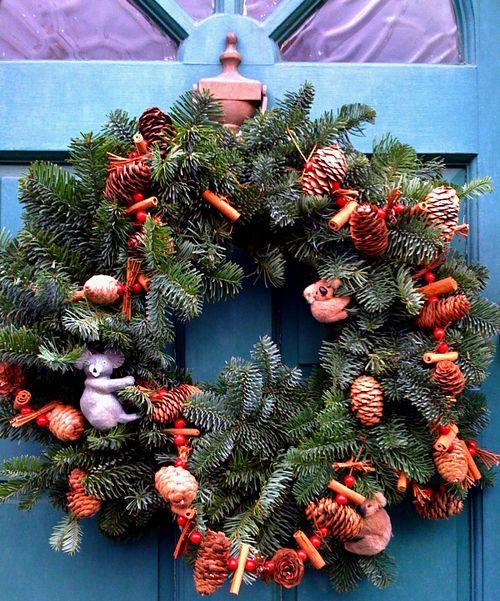 Wreath_door
