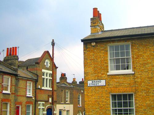Brand Street corner